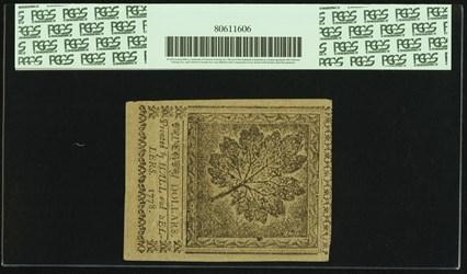 September 26, 1778 $20