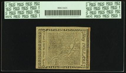 September 26, 1778 $60