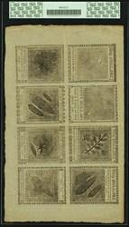 September 26, 1778 Sheet