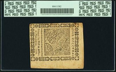 May 9, 1776 $3