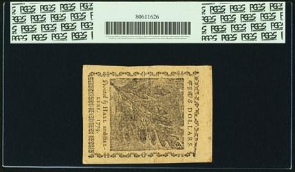 January 14, 1779 $5
