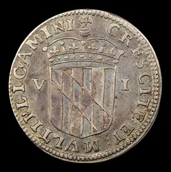 Lord Baltimore Sixpence
