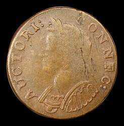 1785 Connecticut Copper, Bust Left, BN