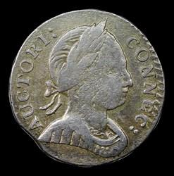 1786 Connecicut Copper, Large Head Right, BN