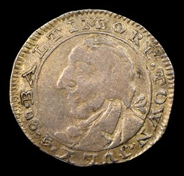 1790 Standish Barry Threepence