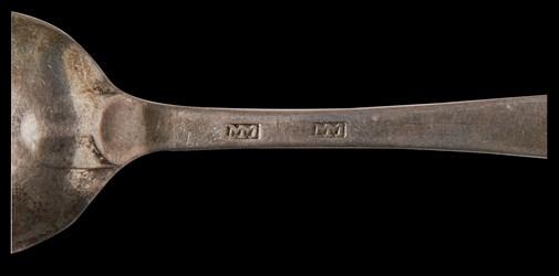 Myer Myers Spoon