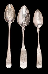 William Moulton Spoons