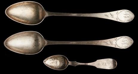 David Hall Spoons