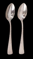 Sylvester Crosby Spoons
