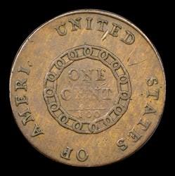 1793 Chain 1C S-1, AMERI., BN, MS
