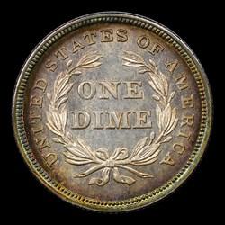 1837 No Stars, Large Date