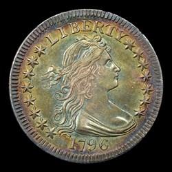 1796 25C B-1, MS