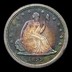 1839 25C NO DRAPERY