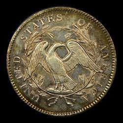 1795 $1 B-1, BB-21, MS