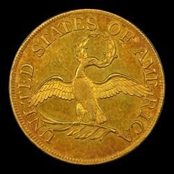 1795 $5 Small Eagle, BD-3