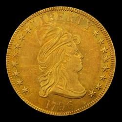 1796 $10 BD-1