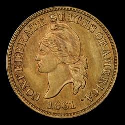 1861 1C CSA Original, MS