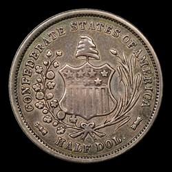 1861 50C Original