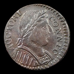 1787 Connecticut Copper, Muttonhead, BN