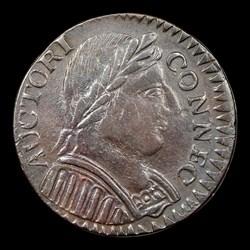 1787 Connecticut Copper, Muttonhead, BN