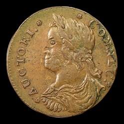 1788 Connecticut Copper, Draped Bust Left, BN