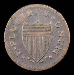 1788 New Jersey Copper, Head Right, BN