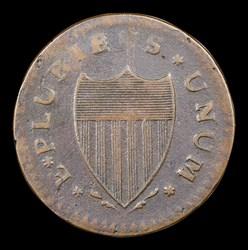 1788 New Jersey Copper, Head Right, BN