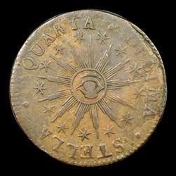 1786 Vermont Copper, VERMONTENSIUM, BN