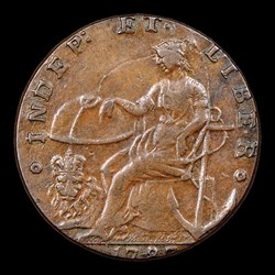 1787 Auctori Plebis Token, BN