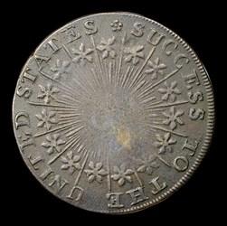 Washington Success Medal, Large Size, Plain Edge, MS