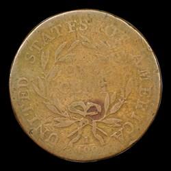 1794 1C S-28 Head of 1794, BN, MS