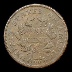 1796 1C S-104 LIHERTY, BN, MS