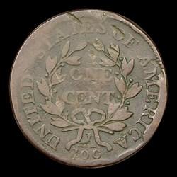 1804 1C S-266, MS, BN