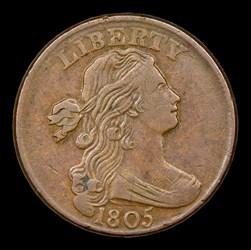 1805 1C S-267, MS, BN