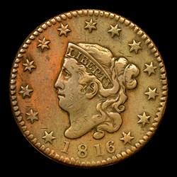 1816 1C N-8, MS BN