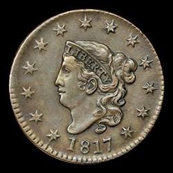 1817 1C N-6, MS BN