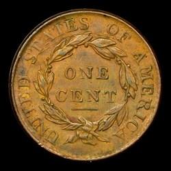 1818 1C N-6, MS BN