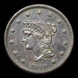 1840 1C Small/Larg, N-2, MS, BN