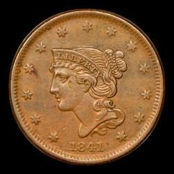 1841 1C, N-3, MS, BN