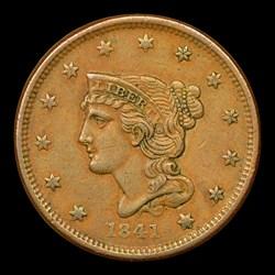 1841 1C, N-6, MS, BN