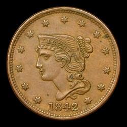 1842 1C, N-8, MS, BN