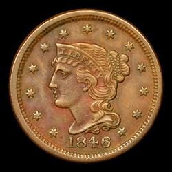 1846 1C, N-17, MS, BN