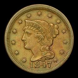 1847/7 1C, N-2, MS, BN