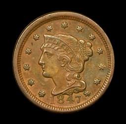 1847 1C N-7, MS BN