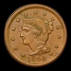 1848 1C N-28, MS, BN