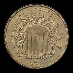 1867 5C RAYS
