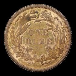 1874 10C ARROWS