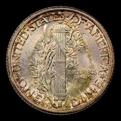 1916 10C Mercury, MS