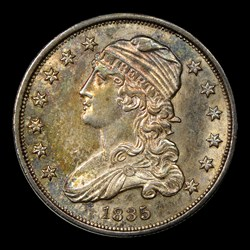 1835 25C B-7, MS