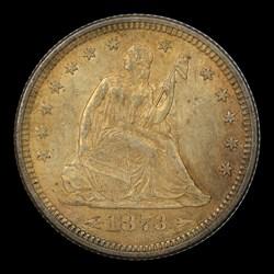 1873 25C Arrows